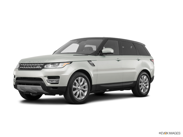 2016 Land Rover Range Rover Sport Vehicle Photo in San Antonio, TX 78230