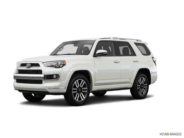 2016 Toyota 4Runner Vehicle Photo in Redding, CA 96002