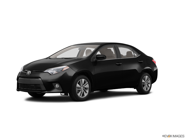 2016 Toyota Corolla Vehicle Photo in Mission, TX 78572
