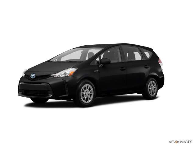 2016 Toyota Prius v Vehicle Photo in Leominster, MA 01453