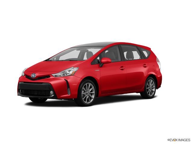 2016 Toyota Prius v Vehicle Photo in Springfield, MO 65809
