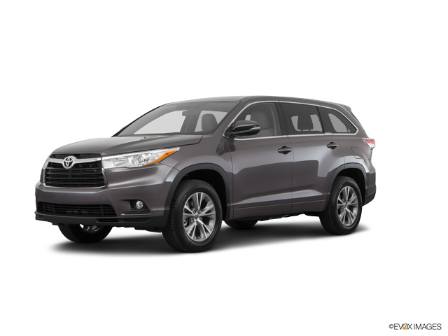 2016 Toyota Highlander Vehicle Photo in Enid, OK 73703