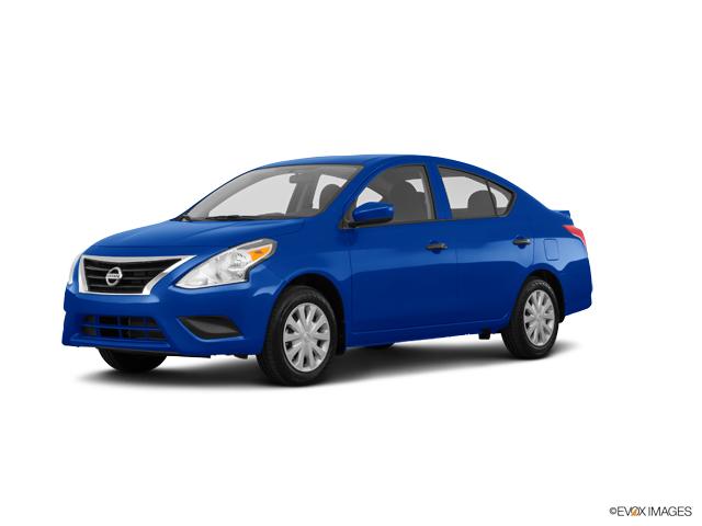 2016 Nissan Versa Vehicle Photo in Twin Falls, ID 83301