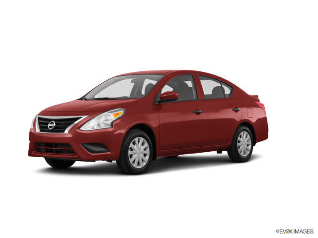 2016 Nissan Versa Vehicle Photo in Beaufort, SC 29906