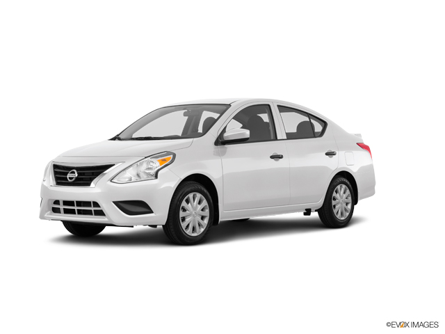 2016 Nissan Versa Vehicle Photo in Edinburg, TX 78542