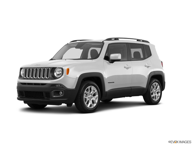 2016 Jeep Renegade Vehicle Photo in Redding, CA 96002