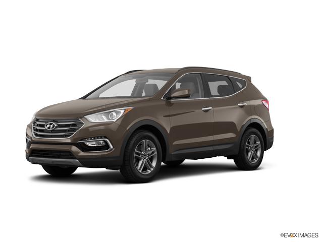 Used Suv 2017 Mineral Gray Hyundai Santa Fe Sport 2.4L Auto AWD For