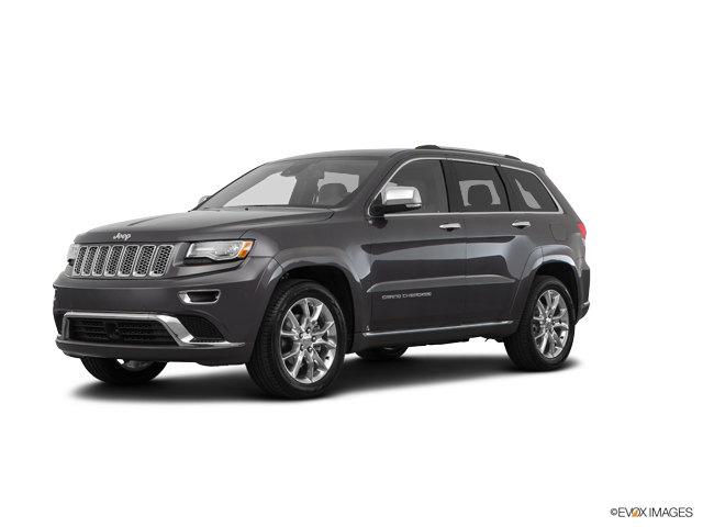 2016 Jeep Grand Cherokee Vehicle Photo in Spokane, WA 99207