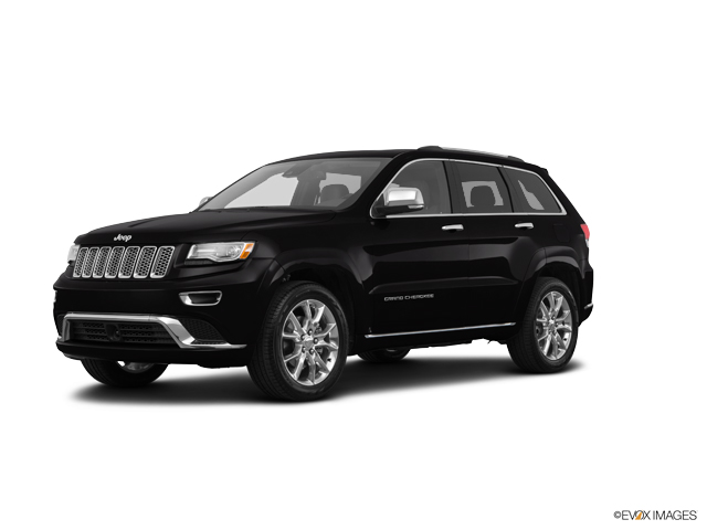 2016 Jeep Grand Cherokee Vehicle Photo in Oak Lawn, IL 60453-2517