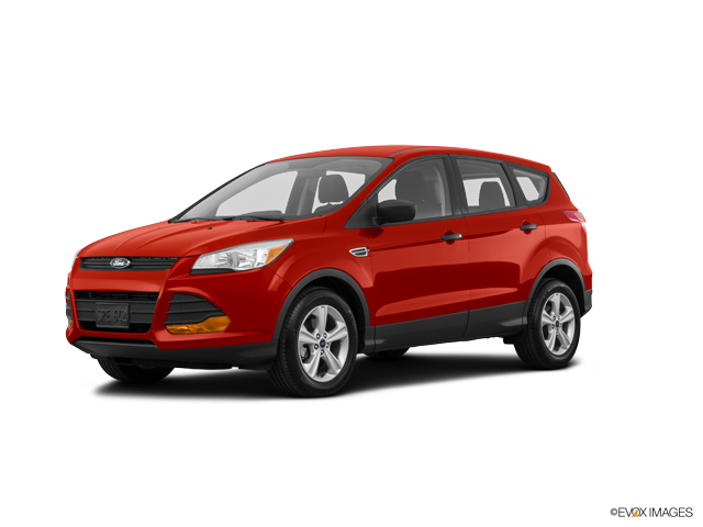 2016 Ford Escape Vehicle Photo in Springfield, MO 65809