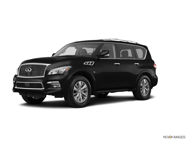 2016 INFINITI QX80 Vehicle Photo in Appleton, WI 54913