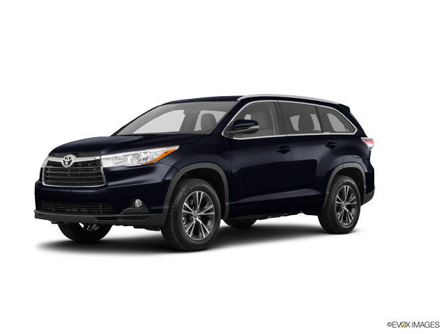 2016 Toyota Highlander Vehicle Photo in Vermilion, OH 44089