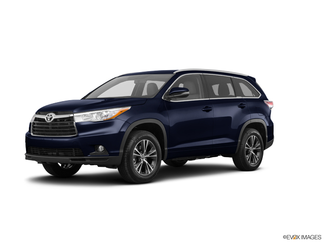 2016 Toyota Highlander Vehicle Photo in Annapolis, MD 21401
