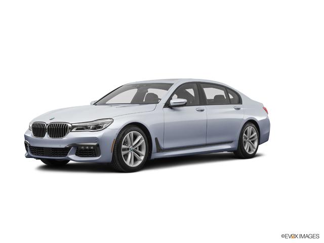 2016 BMW 750i xDrive Vehicle Photo in Charleston, SC 29407