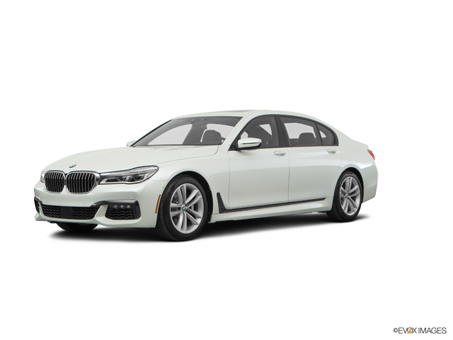 2016 BMW 750i Vehicle Photo in Charleston, SC 29407