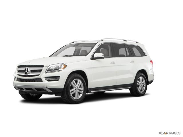 2016 Mercedes-Benz GL Vehicle Photo in Charlotte, NC 28269