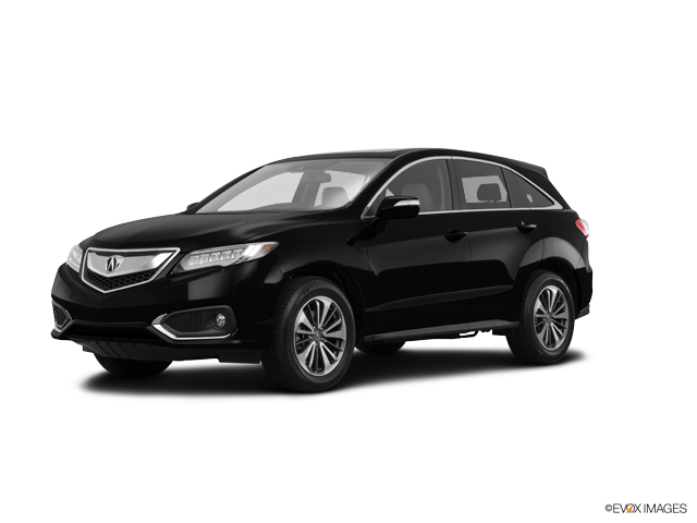 2017 Acura RDX Vehicle Photo in Manassas, VA 20109