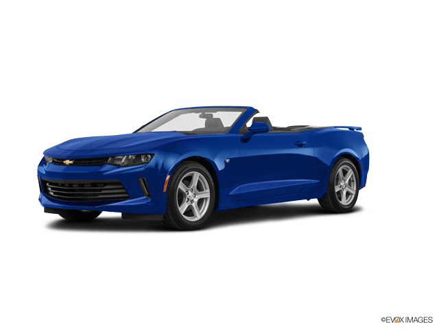 2016 Chevrolet Camaro Vehicle Photo in Owensboro, KY 42303