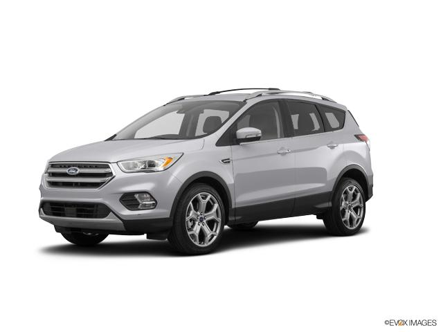 2017 Ford Escape Vehicle Photo in San Angelo, TX 76901