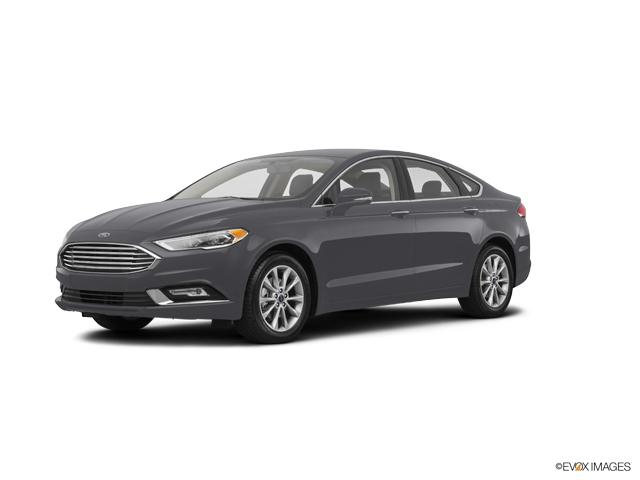 2017 Ford Fusion Vehicle Photo in Owensboro, KY 42303