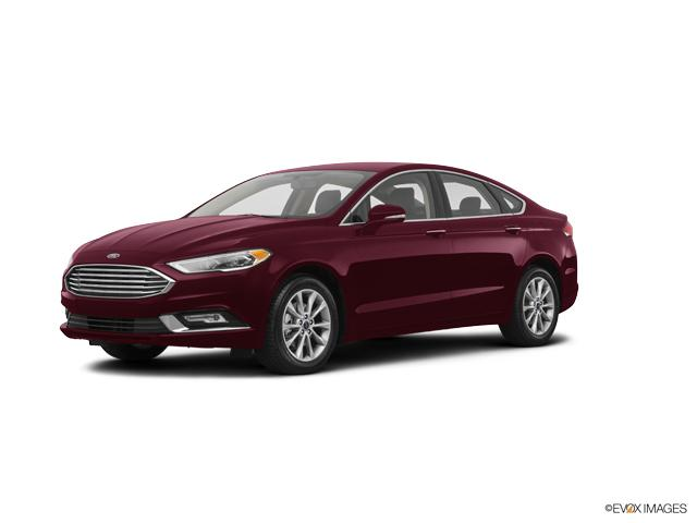 2017 Ford Fusion Vehicle Photo in Albuquerque, NM 87114