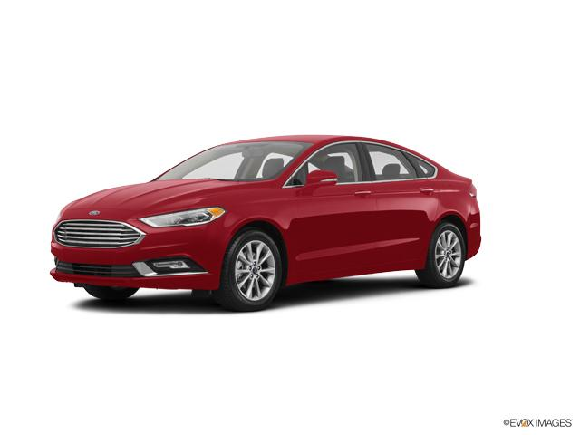 2017 Ford Fusion Vehicle Photo in San Angelo, TX 76901