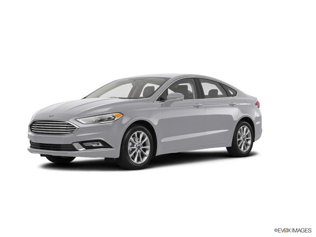 2017 Ford Fusion Vehicle Photo in Honolulu, HI 96819