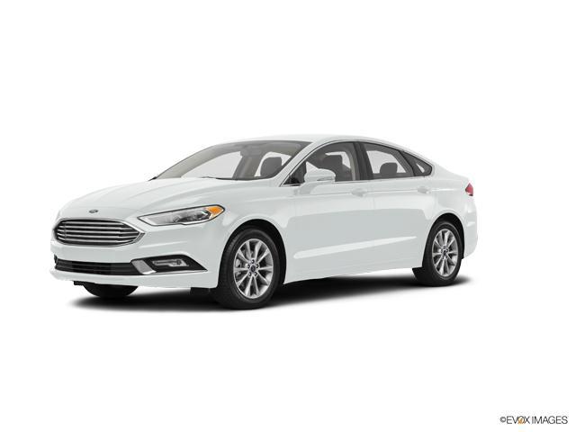 2017 Ford Fusion Vehicle Photo in Johnston, RI 02919