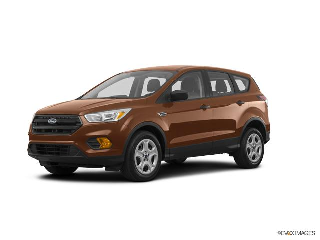 2017 Ford Escape Vehicle Photo in Gardner, MA 01440