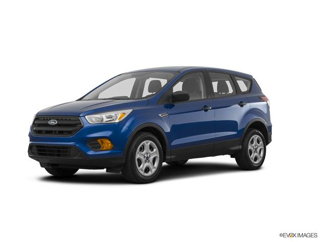 2017 Ford Escape Vehicle Photo in Mount Pleasant, PA 15666