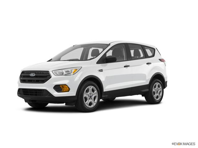 2017 Ford Escape Vehicle Photo in Anchorage, AK 99515