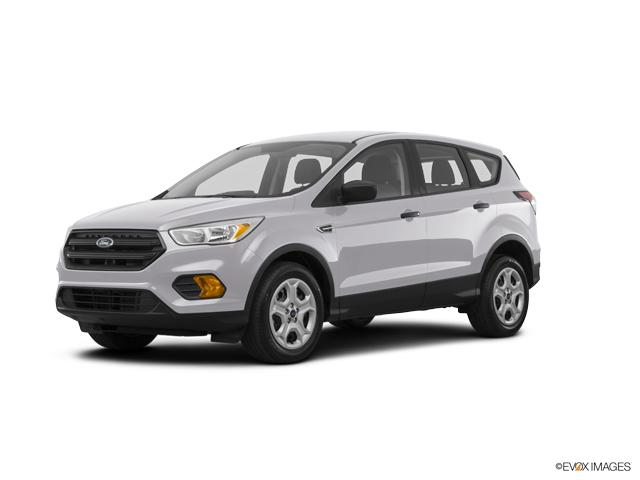 2017 Ford Escape Vehicle Photo in Owensboro, KY 42303