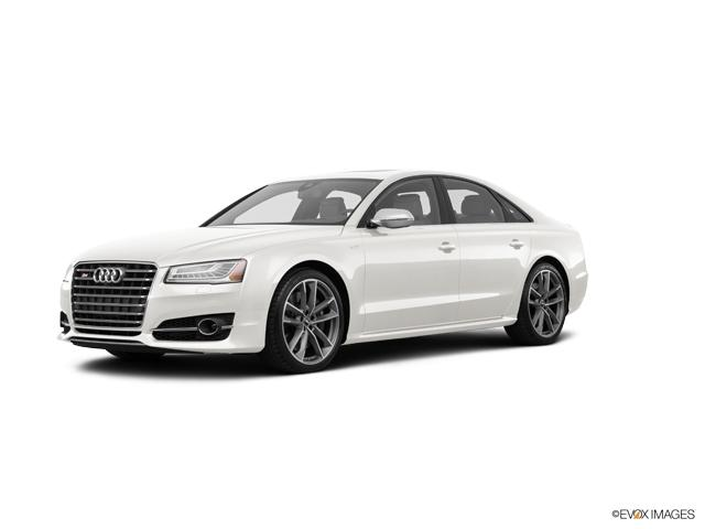 2016 Audi S8 Vehicle Photo in Lake Bluff, IL 60044