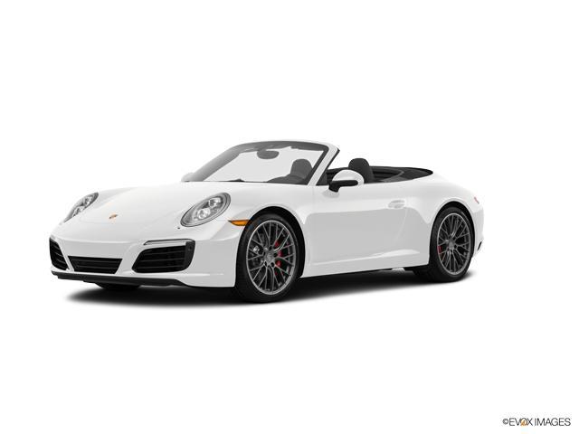 2017 Porsche 911 Vehicle Photo in Chapel Hill, NC 27514