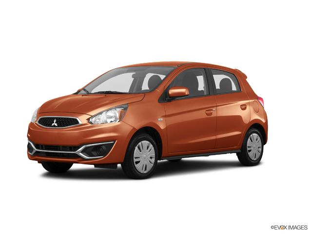 2017 Mitsubishi Mirage Vehicle Photo in Merrillville, IN 46410