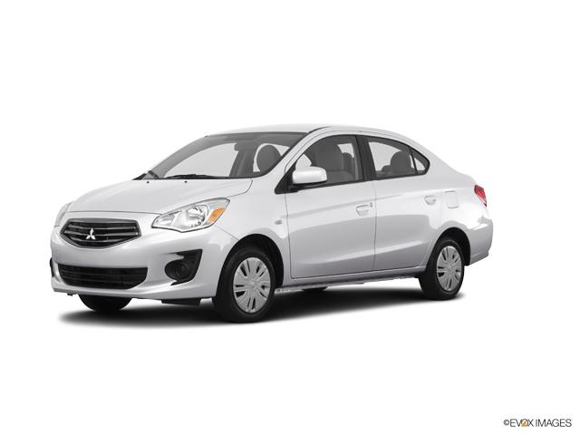 Colorado Springs Pearl White 2017 Mitsubishi Mirage G4 Used Car for