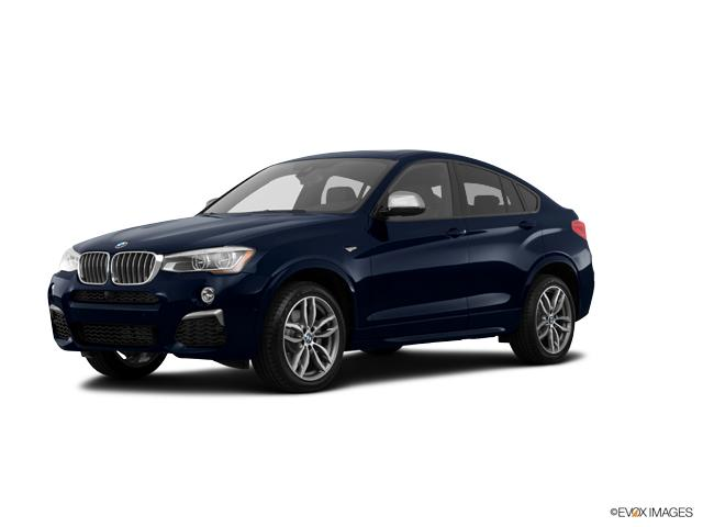 2017 BMW X4 M40i Vehicle Photo in Murrieta, CA 92562