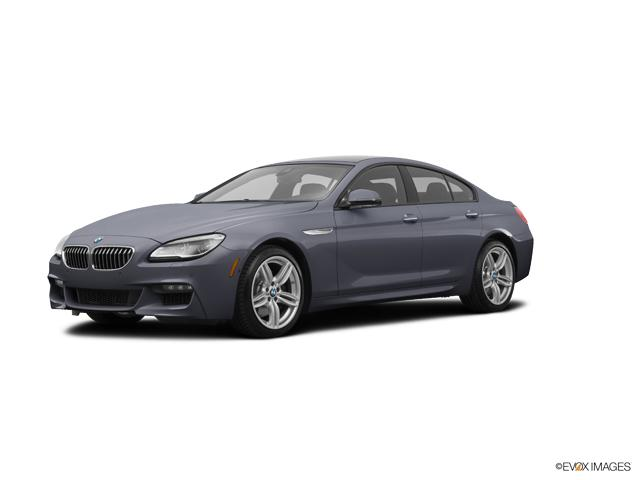 2017 BMW 640i Vehicle Photo in Charleston, SC 29407