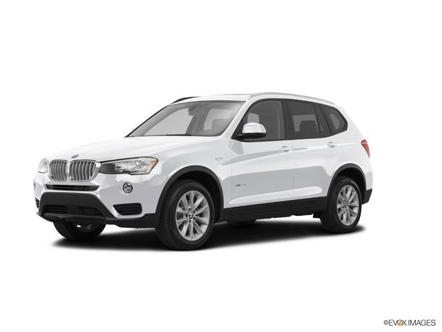 2017 BMW X3 sDrive28i Vehicle Photo in El Paso , TX 79925