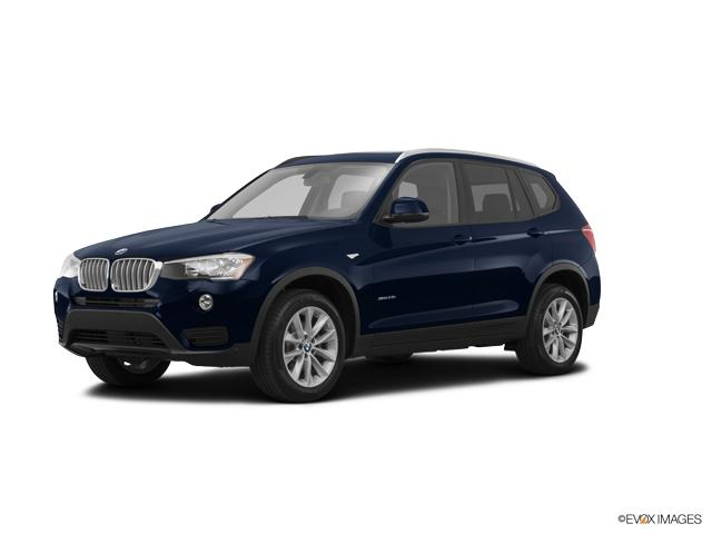 2017 BMW X3 sDrive28i Vehicle Photo in HOUSTON, TX 77002