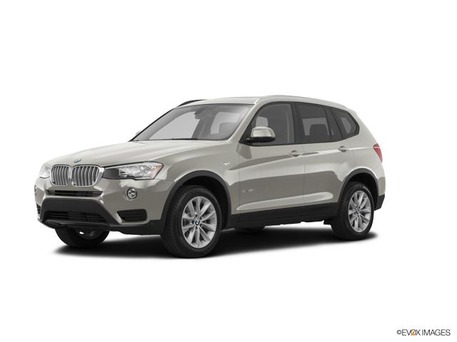 2017 Bmw X3 Sdrive28i Vehicle Photo In Charleston Sc 29407