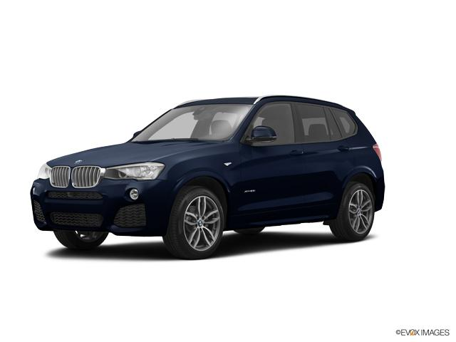 2017 BMW X3 xDrive35i Vehicle Photo in Charleston, SC 29407