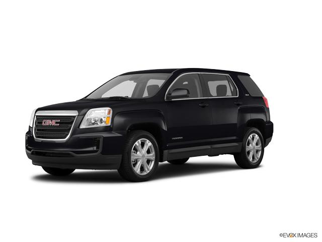 2017 GMC Terrain Vehicle Photo in Madison, WI 53713