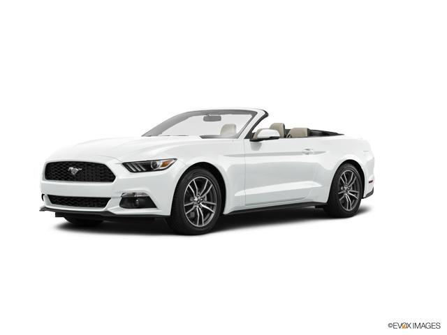 2017 Ford Mustang Vehicle Photo in Midlothian, VA 23112