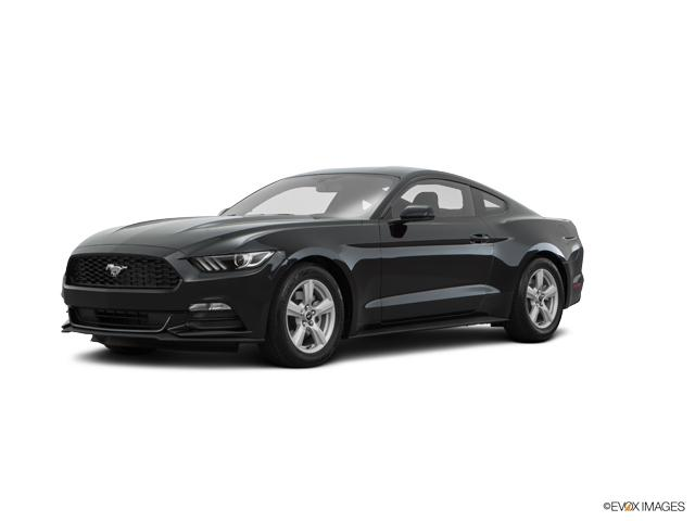 2017 Ford Mustang Vehicle Photo in Houston, TX 77074