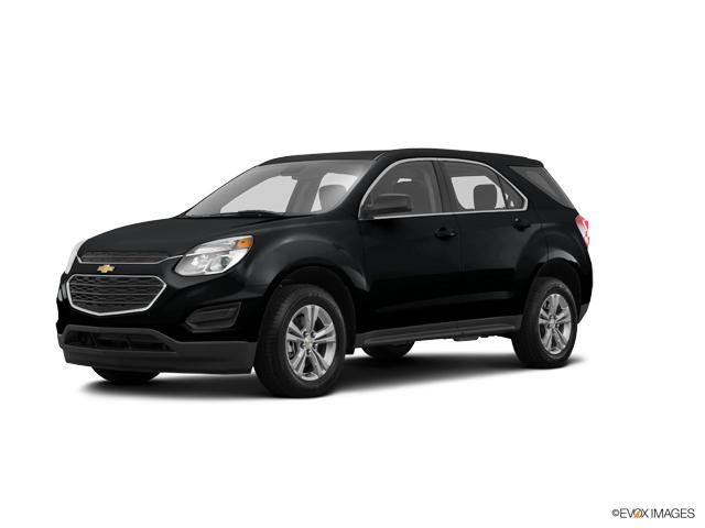 2017 Chevrolet Equinox Vehicle Photo in Vincennes, IN 47591