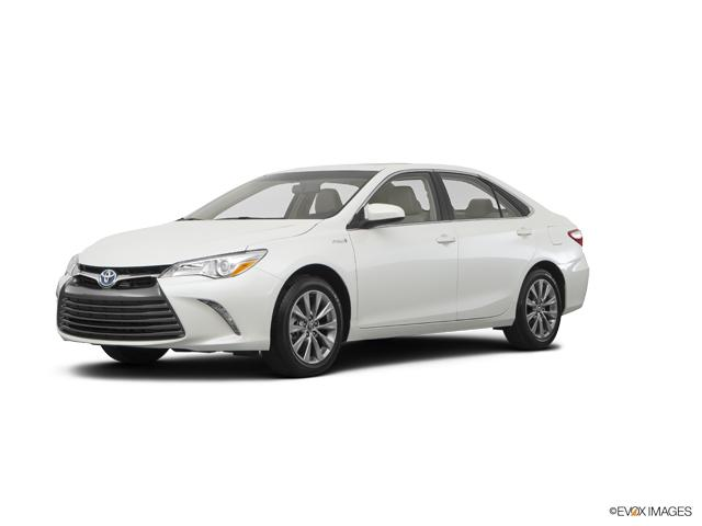 2016 Toyota Camry Hybrid Vehicle Photo in Richmond, TX 77469