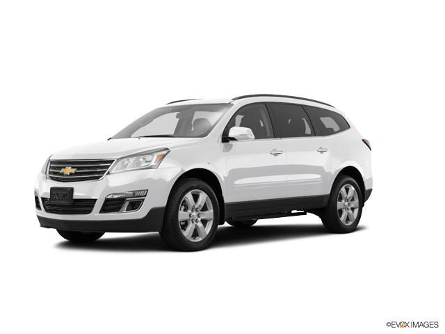 2017 Chevrolet Traverse Vehicle Photo in Madison, WI 53713