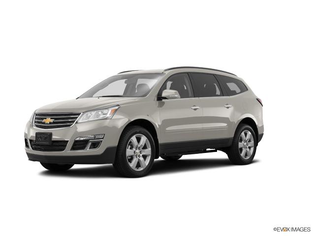 2017 Chevrolet Traverse Vehicle Photo in Vincennes, IN 47591