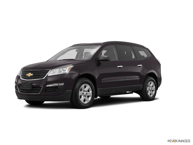 2017 Chevrolet Traverse Vehicle Photo in Plainfield, IL 60586-5132